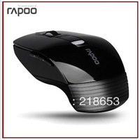 2014 Hot Sale Time-limited Computer Computer Mouse free Shipping 3710 Wireless Mouse 800-1600dpi 6 Key Comfortable Slender Laser