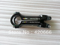 Free shipping!Promotion wcs stem carbon fiber mtb bicycle stem 31.8*90mm