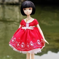 Kurhn doll Chinese Doll 29cm princess doll girls toys ordinary model Fifth anniversary toys for children Fashion Doll