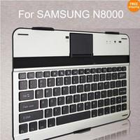 Wireless Bluetooth 3.0 Keyboard stand case cover for Samsung Galaxy Note tab 10.1 N8000 N8010 N8013