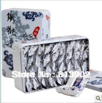 Free shipping 2014 New tea 250g Spring Chinese Oolong wulong green luzhou-flavor Anxi Tie Guan yin tea