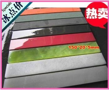 Fixed angle sharpener a full set of high-grade grindstone whetstone 150*20*5mm