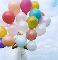 Free Shipping Wholesale 1.8g/pcs  Latex Balloon 10 Inches Round Pearl Balloons, Wedding Balloons, 100PCS/lot