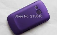 For Galaxy Mini 2 S6500 Matte Case, Matte Skin Rubber Hard Case for Samung Galaxy Mini 2 S6500 Free Shipping, SAM-014