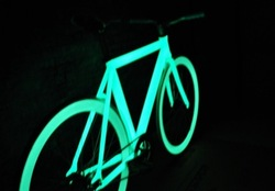 free shipping New arrival luminous bicycle fixed gear student car(China (Mainland))