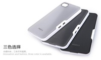 Original Genuine  Rock Joyful Series Soft TPU Case Ultra-thin Skin Back Cover for BlackBerry Z10 BB Z10 50PCS DHL