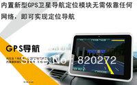 "Car mini pc MTk8377 dual core HD 7"" RAM1G+8GB car pc 3G /GSM GPS tablets mini car pc"