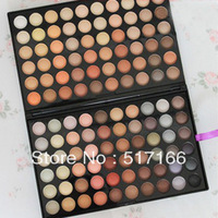 Free Shipping New Pro 120 Full Colors Neutral Eye Shadow Eyeshadow Palette Makeup Cosmetics Set