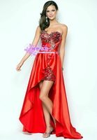 Free Shipping 2013 New Arrival Denie Women's Prom Gown Ball Evening Dress