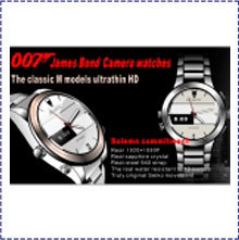 Free Shipping 908M Wristwatch 1080P HD IR Camera,Watch DVR Motion Detection Cam Recorder Camcorder,watch video,