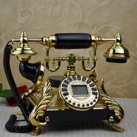 Hot-selling quality jade telephone fashion antique telephone fashion phone