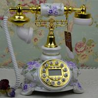 Rustic phone fashion phone vintage telephone fashion antique caller id telephone