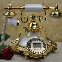 Antique telephone caller id telephone classic phone hands-free fashion phone
