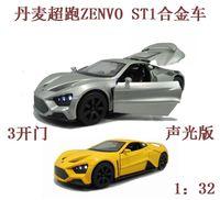 Zenvo alloy car model WARRIOR toy car