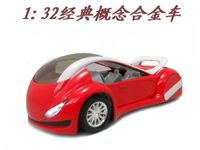 Concept car alloy car model cars acoustooptical WARRIOR toy car