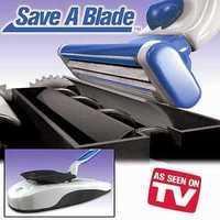Free shipping 100PCS/Lot Save A Blade Electric Razor Blade Sharpener Automatic Shaver / Razor Grinding  Retail Box