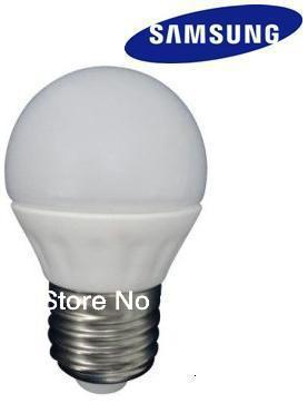 Free Shipping DHL 3W Samsung SMD 5630 Ceramic Bulb E27 lamp base AC85V-265V universal Voltage Constant Current Driver(China (Mainland))