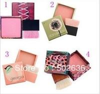free shipping! New 4 kinds blush makeup(4pcs/lots)