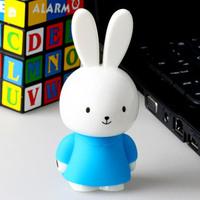 cute cartoon rabbit usb phone mini stereo laptop speakers MP3/MP4 Speaker