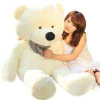 High quality Low price Plush toys large siez 120cm Teddy Bear 1m/lovers/christmas gifts birthday gift
