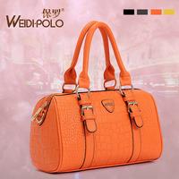 2013 women's handbag sweet all-match women's handbag candy color handbag bag
