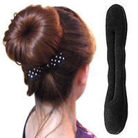 accessories Large sponge hair maker meatball head bud hair sticks belt  1501