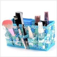 cosmetics desktop storage box storage box finishing box multicolor home storage 2244