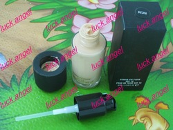Hot selling ! 1pocs New makeup Studio Fix Fluid SPF 15 Foundation 30ml ! Free Shipping !(China (Mainland))