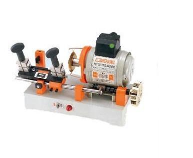 High quality 218-D 218D key cutting machine external cutter key copy milling machine new key maker tool cut car key tools(China (Mainland))