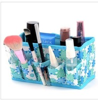 Aq2350 flower nonwovens cosmetics cosmetic storage box small jewelry box
