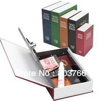 novel household items dictionary piggy Creative Lovely safe book strongbox book safe box security coffer 4 sizes 4 colors