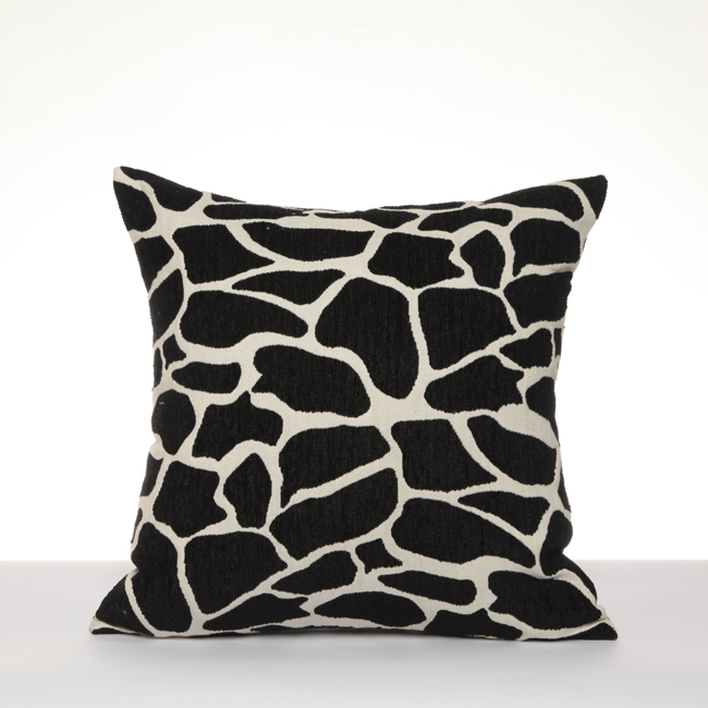 Home textile Fashion personality leopard print pillow case sofa Cushion Cover car back cushion square pillow quality fabric(China (Mainland))