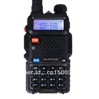 new version BAOFENG UV-5R walkie talkie VHF136-174MHz & UHF400-520MHz UV5R dual band dual display walkie talkie