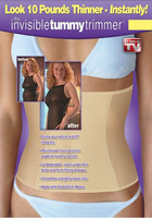Free shipping,1pcs for men & women  Invisible Tummy Trimmer New Slimming Belt Waist trimmer shaper,slim&Lift Body Waist Cinchers