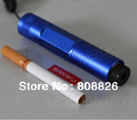 New mini 2000mw / 2W Blue laser pointer /445nm laser flashlight / lighting a match / lit cigarette / super power + Free Shipping