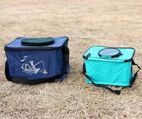 11 Large thickening folding bucket car wash bucket bag outdoor tools auto supplies
