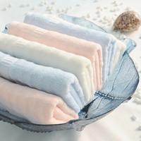 Free Shipping (4pieces/lot),100% bamboo fiber, face towel , High-grade towel ,13