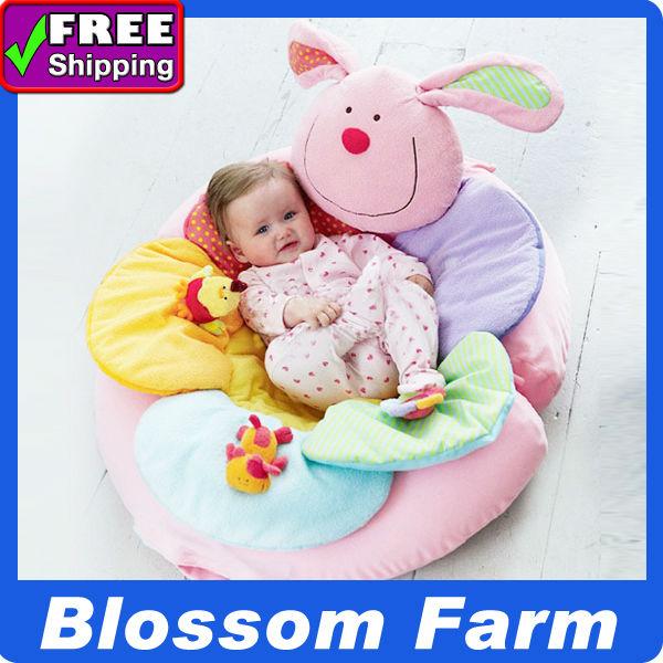Blossom Farm Mirror Musical Pull