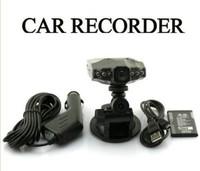 H198 Car DVR Video Recorder 2.5'' LCD 6 IR LED Night vision 90degree view angle  270 degree screen rotating