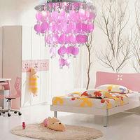 Natural shell lamps crystal lamps hall lamp free shipping dia400*H450mm