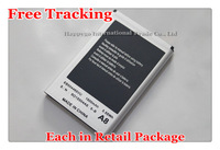 Free Tracking New EB504465VU Battery for Samsung I8910 Omnia HD I8910C I8910U S5800 S8500 Wave S8530 Wave II F859 Wave i100 I400