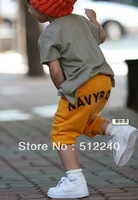 Harem pants pant | 2013 Summer Korean version of the new boys and girls children's clothing