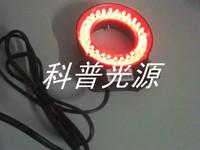 Red light! inradius  63mm! microscope light source microscope ring light source