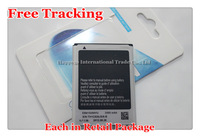 Free Tracking New Original 2500mAh EB615288VU Mobile Phone Battery for Samsung i9220 Galaxy Note