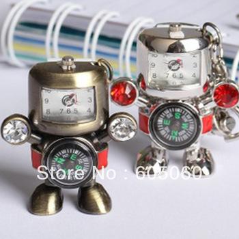Free shipping,hot sale,4g robot usb flash drive metal watch compass sandofan encryption,4gb flash drive bulk