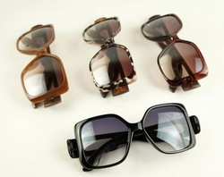 Free Shipping supplier brand designer sun glasses anti-uv sunglasses fantastic BRAND eyewear sunglass men and women glass(China (Mainland))