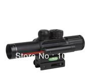 Free shippig M6 4X25 Sniper Scope Gun sight  Air Rifle Gun Scope Collimator Gunner scope sight   HD telescope