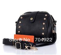 New Star Bags,Rivet Retro Fashion Women Messenger bag,Mini Cosmetic Shoulder bag,Handbag on sale by manufacturer,free shipping