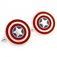 TZG01916 Entertainment Cuff Link 2 Pairs Free Shipping