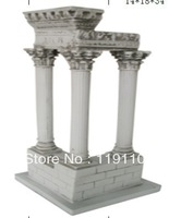 White Rome three column -s -Antique-BD0152